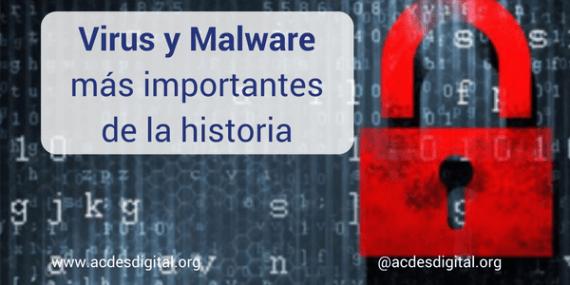 Virus-Malware-Historia