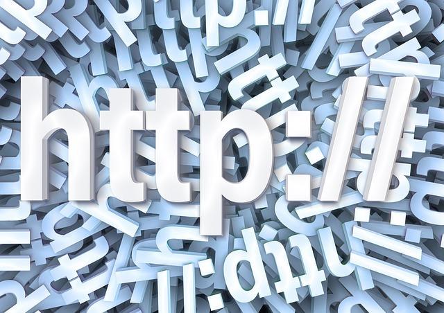 Dominio de Internet, características, registro y alojamiento