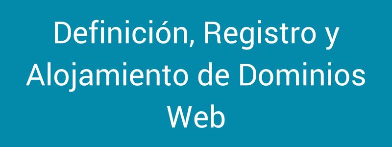 ACDeS Digital Dominios