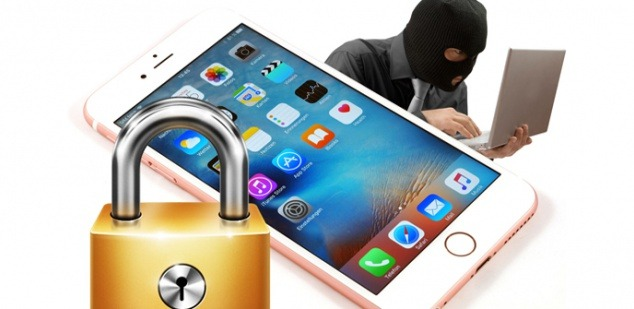 Seguridad Iphone