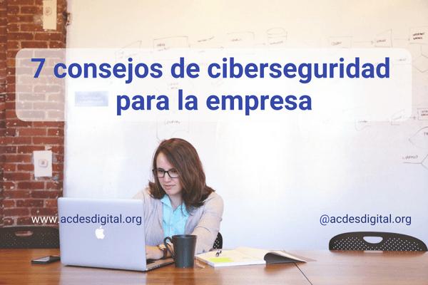 Ciberseguridad Empresa
