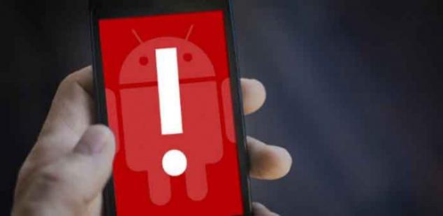 falsos mensajes android